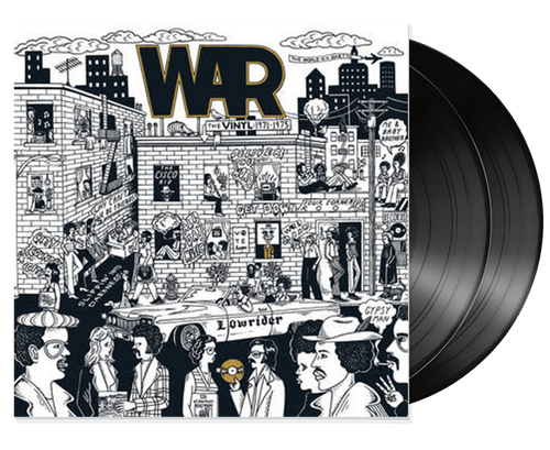 The Vinyl: 1971-1975 (5 LP) - War (LP)