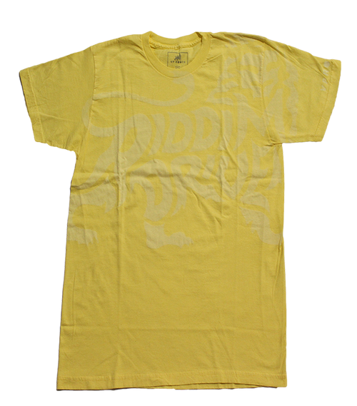 Rd Explosion T-shirt - Yellow