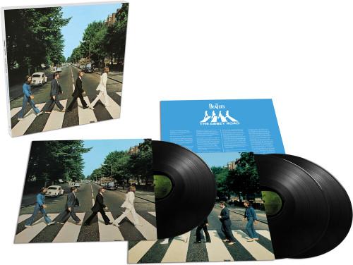 Abbey Road 3lp Anniversary Ltd Edition - The Beatles (LP)