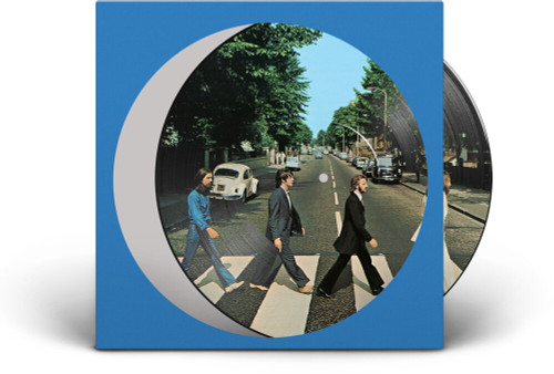 Abbey Road Anniversary Pic. Disc  - The Beatles (LP)