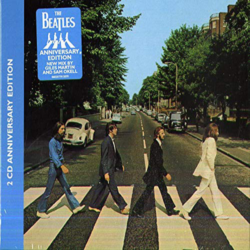 Abbey Road (2cd) Anniversary Edition - The Beatles