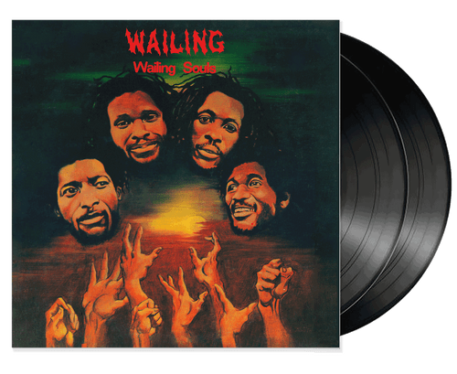 Wailing (Deluxe Edition) (Rsd) - Wailing Souls (LP)