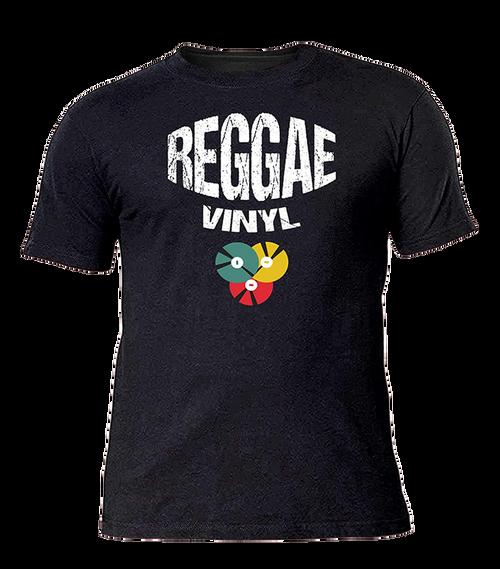 Reggae Vinyl T- Shirt