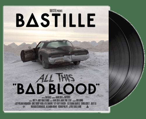 All This Bad Blood(2lp) - Bastille (LP)