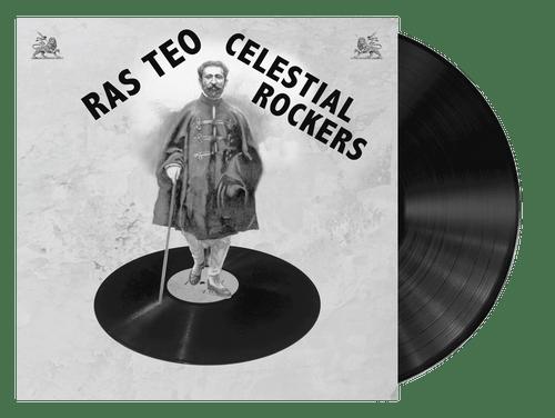 Celestial Rockers - Ras Teo (LP)