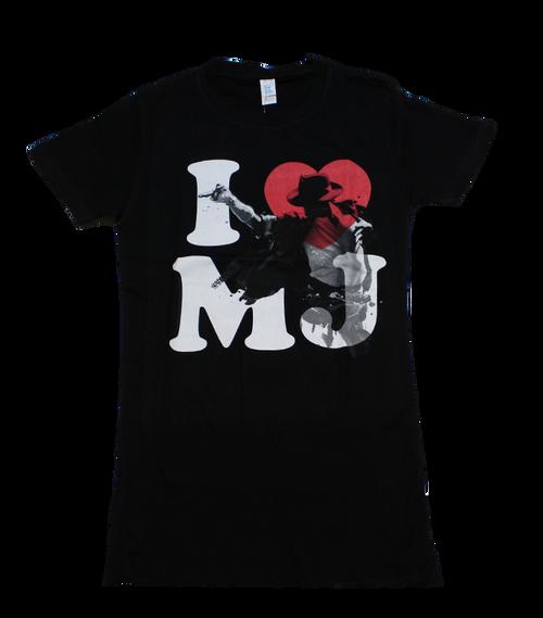 M. J. I Heart T- Shirt - Women