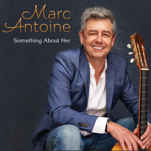 Something About Her - Marc Antoine