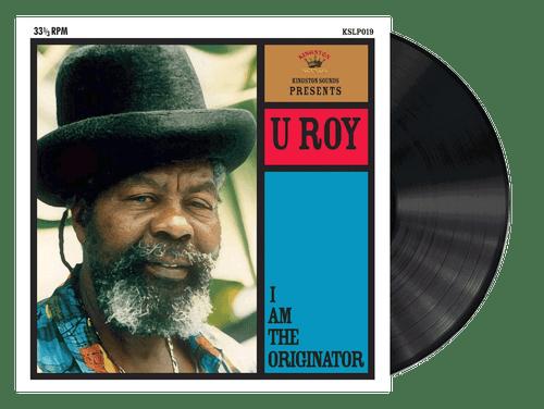 I Am The Originator - U-Roy (LP)