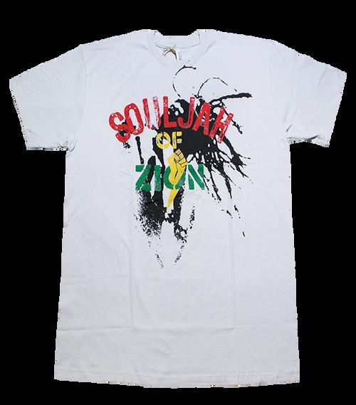 Souljah Of Zion T-shirt