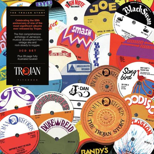 The Trojan Story 50th Anniversary (3CD) Box Set - Various Artists