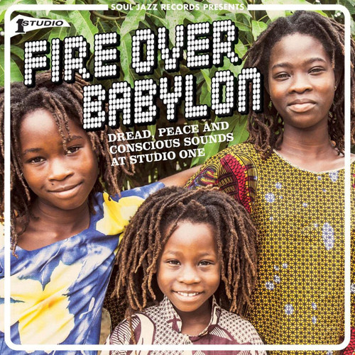 Fire Over Babylon  - Various Artists