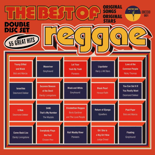 The Best Of Reggae: 55 Great Hits(2-CD) Various Artists