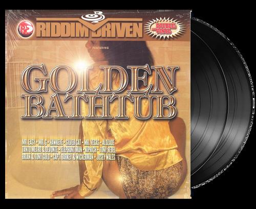 Golden Bathtub - Riddim Driven - Various Artist (2LP)