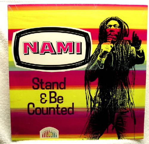 Stand And Be Counted - Nami