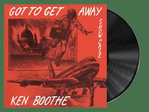 Got To Get Away  - Ken Boothe (LP)