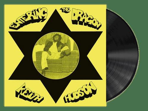 Entering The Dragon - Keith Hudson (LP)