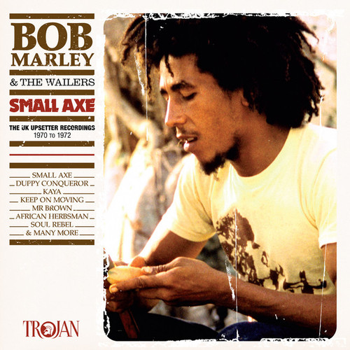 Small Axe: The UK Upsetter Recordings - Bob Marley & The Wailers (2-CD)