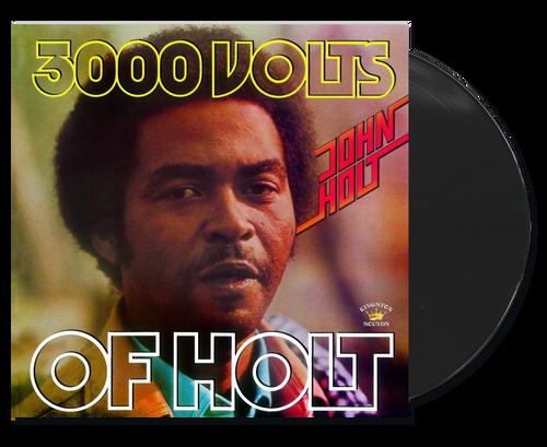 3000 Volts Of Holt - John Holt (LP)