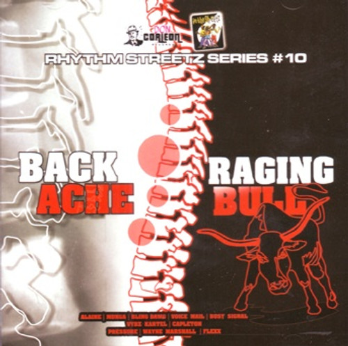 Back Ache & Raging Bull - Various Artists