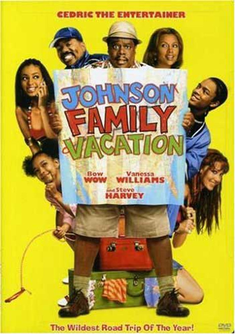 Johnson Family Vacation - Bow Wow, Vanessa Williams, Steve Harvey, (DVD)