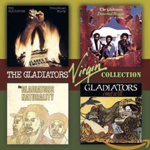 The Virgin Collection (2-CD)  The Gladiators