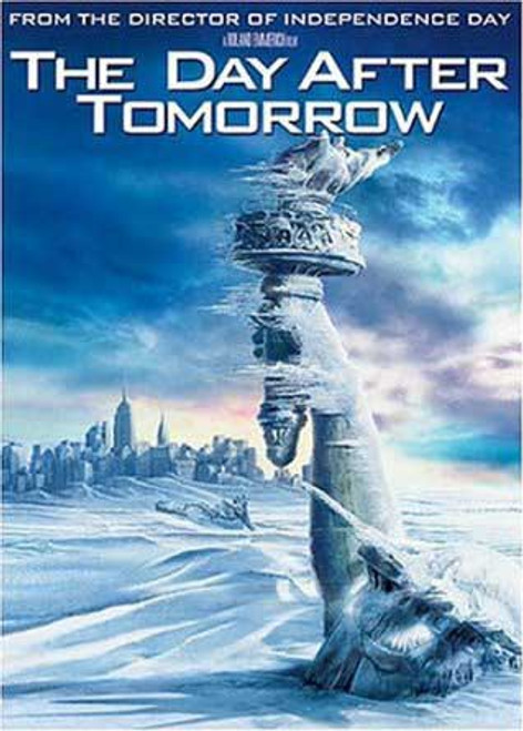 Day After Tomorrow Widescreen Edition (DVD)