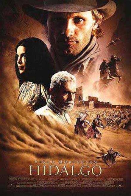 Hidalgo - Viggo Mortensen (DVD)