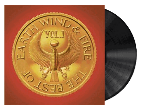 The Best Of Earth Wind & Fire Vol. 1 - Earth Wind And Fire (LP)