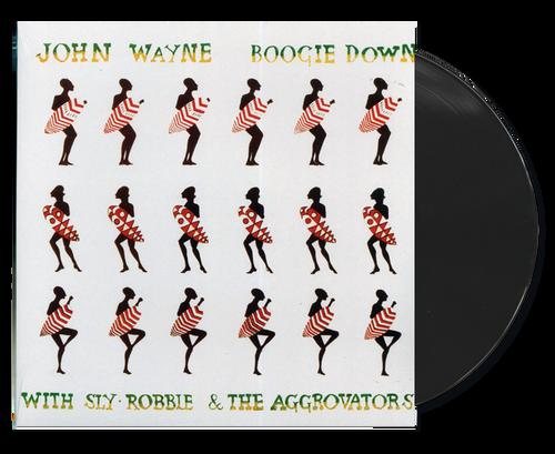 Boogie Down - John Wayne (LP)