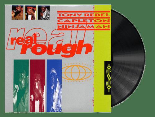 Real Rough - Various Artists (LP)