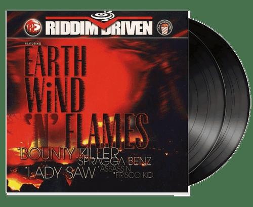 Earth Wind & Flames - Riddim Driven - Various Artists (2LP)