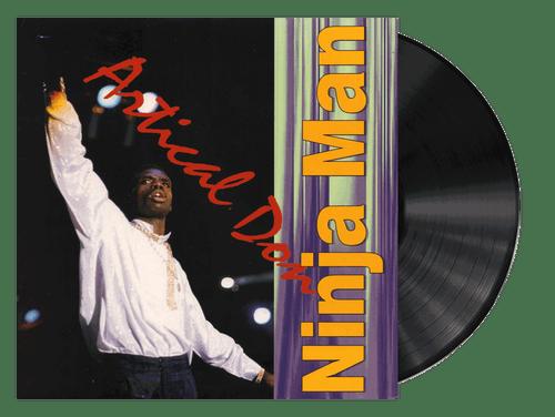 Artical Don - Ninja Man (LP)