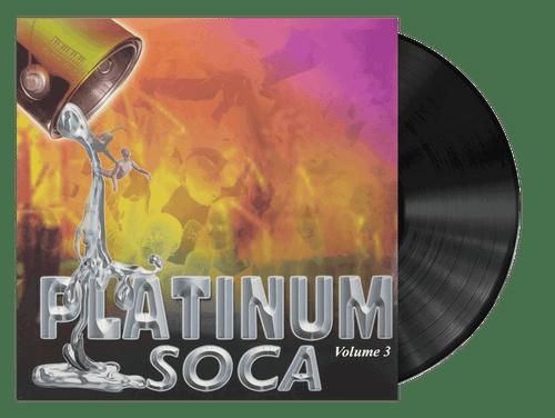 Platinum Soca Vol.3 - Various Artists (LP)
