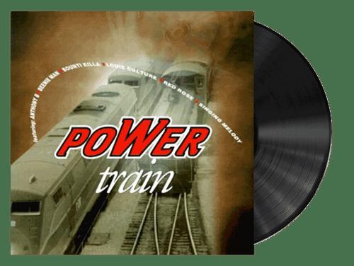 Power Train - Various Artists (LP)