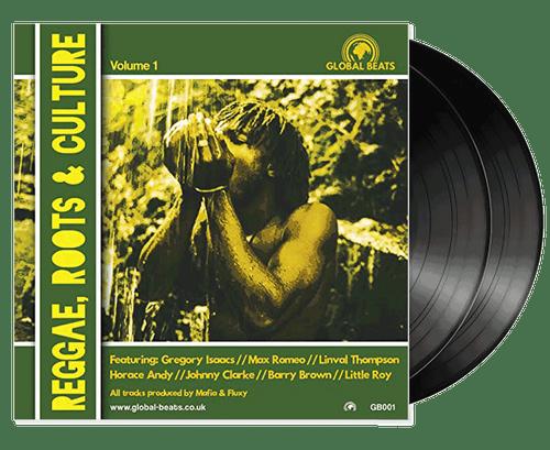 Reggae, Roots & Culture Vol. 1 (2lp) - Various Artists (LP)