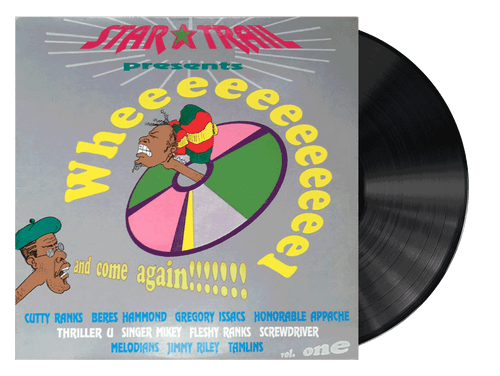 Wheel And Come Again - Various Artists (LP)