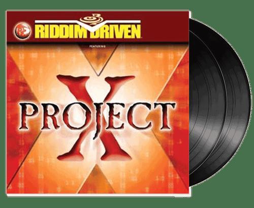 Project X - Riddim Driven - Various Artists (LP)