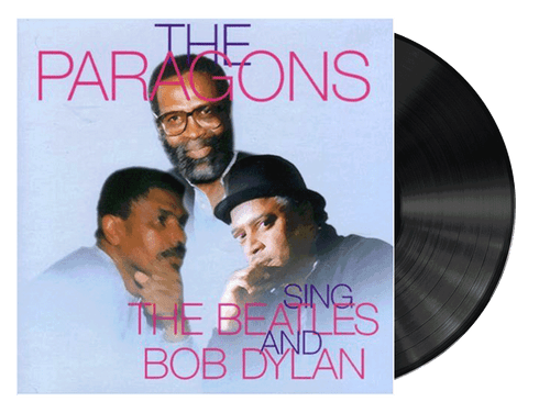 Sing The Beatles And Bob Dylan - Paragons (LP)