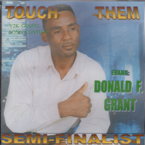 Touch Them - Grant Donald