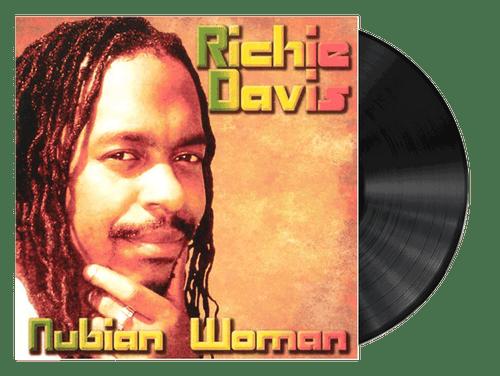 Nubian Woman - Richie Davis (LP)