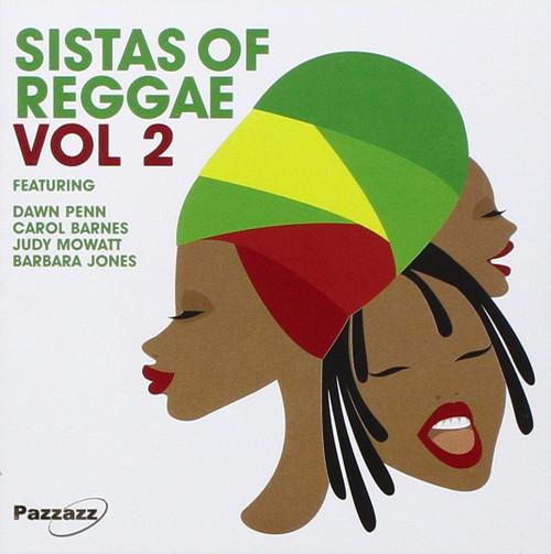 Sistas Of Reggae Vol. 2 - Various Artists