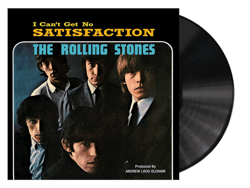 I Can't Get No Satisfaction Emerald 180g - Rolling Stones (12 Inch Vinyl)