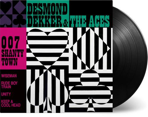 007 Shanty Town / Desmond Dekker - Desmond Dekker (LP)