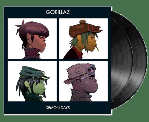 Demon Days(2lp)  - Gorillaz (LP)