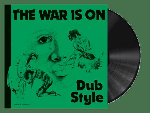 The War Is On: Dub Style   - Phil Pratt (LP)