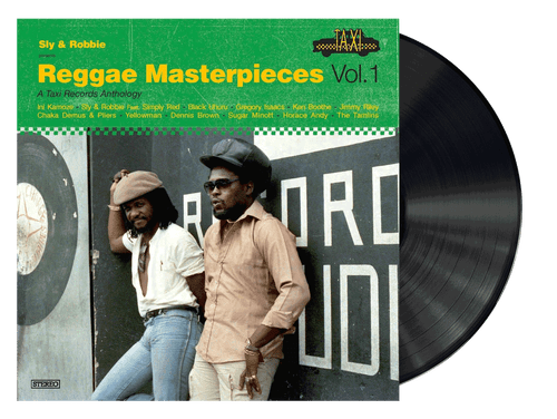 Reggae Masterpieces Vol. 1: Taxi Records Anthology - Various Artists (LP)