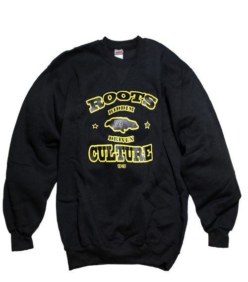 Roots And Culture Sweater