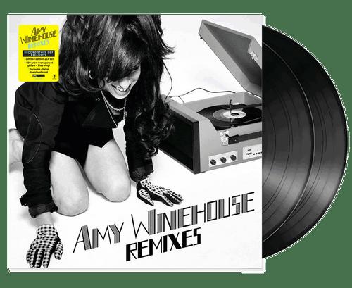 Remixes (2LP-RSD) - Amy Winehouse (LP)