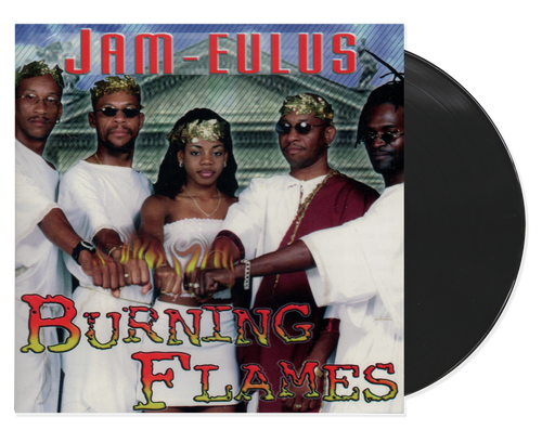 Jam Eulus - Burning Flames (LP)