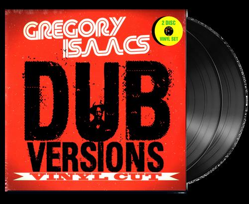 Dub Versions: Vinyl Cut (2- LP) Gregory Isaacs (LP)
